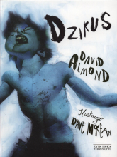 Dzikus - David Almond | mała okładka