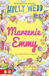 Marzenie Emmy - Holly Webb | mała okładka