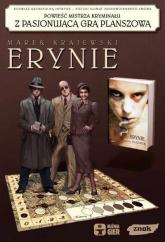 Erynie (z grą) - Marek Krajewski  | mała okładka