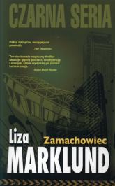 Zamachowiec - Marklund Liza | mała okładka