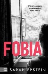Fobia - Sarah  Epstein | mała okładka