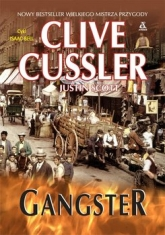 Gangster - Clive Cussler, Justin Scott | mała okładka