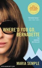 Gdzie jesteś, Bernadette? - Maria Semple | mała okładka
