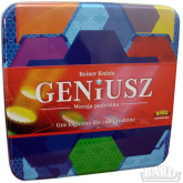 Geniusz - wersja podróżna 2014 - gra logiczna -  | mała okładka