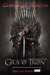 Gra o tron - George R.R. Martin | mała okładka