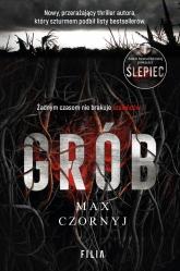 Grób - Max Czornyj | mała okładka
