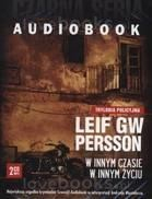 W innym czasie, w innym życiu - książka audio - Leif GW Persson | mała okładka