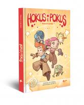 Komiksy paragrafowe. Hokus i Pokus - Manuro, Gorobei | mała okładka