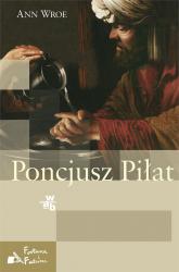 Poncjusz Piłat - Ann Wroe | mała okładka