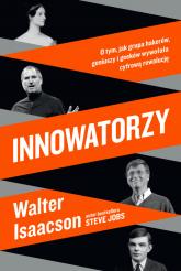 Innowatorzy - Walter Isaacson | mała okładka