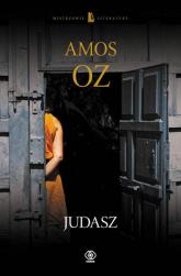 Judasz - Amos Oz | mała okładka