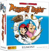Kajko i Kokosz – Przygody wojów – gra planszowa -  | mała okładka