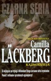 Czarna seria. Kaznodzieja - Camilla Lackberg | mała okładka
