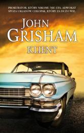 Klient - John Grisham | mała okładka
