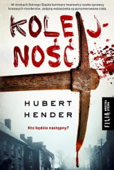 Kolejność - Hubert Hender | mała okładka