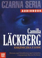 Księżniczka z lodu. Książka audio CD - Camilla Lackberg | mała okładka