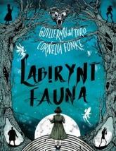 Labirynt fauna - Cornelia Funke; Guillermo del Toro | mała okładka