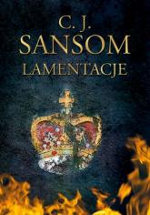Lamentacje - Sansom C. J. | mała okładka