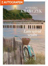 Lato wśród wydm - Agnieszka Krawczyk | mała okładka