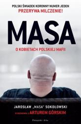 MASA o kobietach polskiej mafii  - Artur Górski | mała okładka