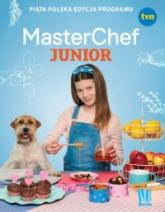 MasterChef Junior. Piąta polska edycja programu - praca zbiorowa | mała okładka