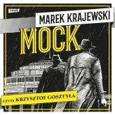 Mock - Audiobook na CD - Marek Krajewski | mała okładka