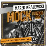 Mock. Ludzkie zoo - audiobook na CD - Marek Krajewski | mała okładka
