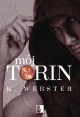 Mój Torin - K. Webster | mała okładka