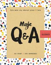 Moje Q&A. 3-letni dziennik - Betsy Franco | mała okładka