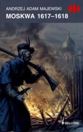 Moskwa 1617-1618 - Andrzej Majewski | mała okładka