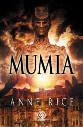 Mumia - Anne Rice | mała okładka