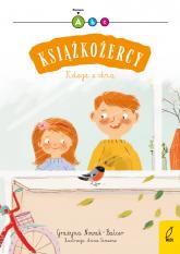 Książkożercy. Kolega z okna - Grażyna Nowak-Balcer | mała okładka