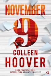 November 9 - Colleen Hoover | mała okładka
