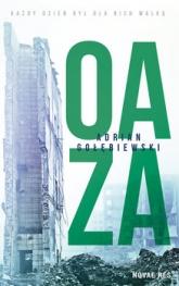 Oaza - Adrian Gołębiewski | mała okładka