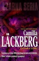 Ofiara losu - Camilla Läckberg | mała okładka