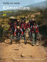 Każdy ma swoje Kilimandżaro - Małgorzata Wach  | mała okładka