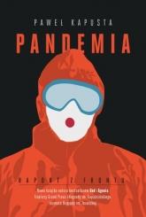 Pandemia. Raport z frontu -    mała okładka