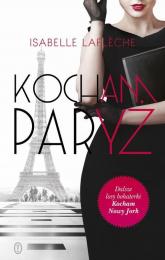 Kocham Paryż - Isabelle Lafleche  | mała okładka