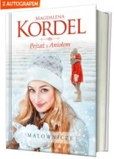 Pejzaż z Aniołem - Magdalena Kordel  | mała okładka