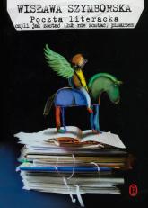 Poczta literacka - Szymborska Wisława | mała okładka