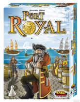 Port Royal - gra karciana -  | mała okładka