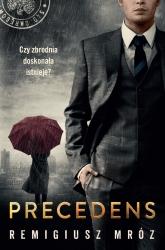 Precedens -  | mała okładka