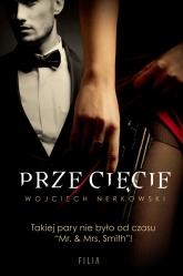 Przecięcie - Wojciech Nerkowski | mała okładka