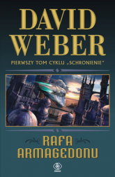 Rafa Armagedonu - David Weber | mała okładka