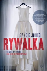 Rywalka - Sandie Jones | mała okładka