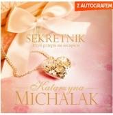 Sekretnik, czyli przepis na szczęście - Katarzyna Michalak | mała okładka