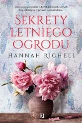 Sekrety letniego ogrodu - Hannah Richell | mała okładka