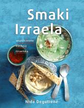 Smaki Izraela - Nida Degutiene | mała okładka