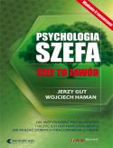 Psychologia szefa. Wydanie II - Wojciech Haman | mała okładka