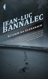 Sztorm na Glenanach - Jean-Luc Bannalec | mała okładka